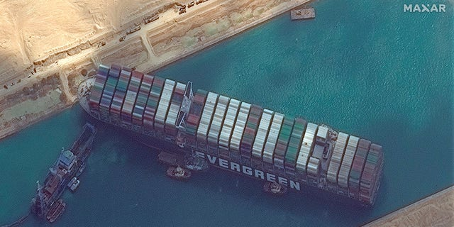 No court decision on Suez Canal's claims over massive vessel that blocked waterway