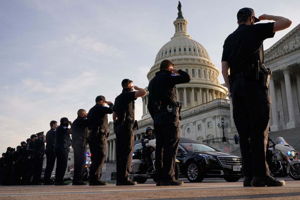 Capitol Police Members Rebuke Republicans for Abandoning January 6th Commission