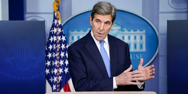 John Kerry's potential conflicts of interest as climate envoy sought by Grassley