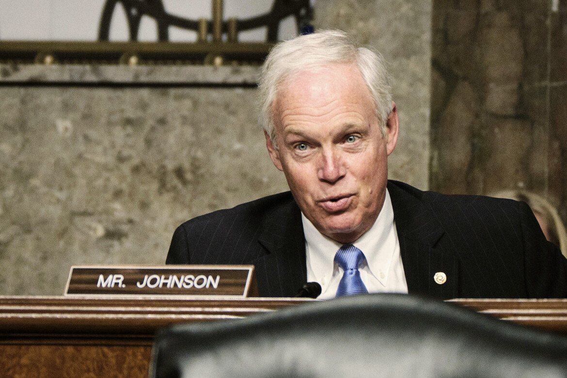 Sen. Ron Johnson Doesn't Care If Your Wages Don't Cover Childcare. 'The Marketplace' Has Spoken