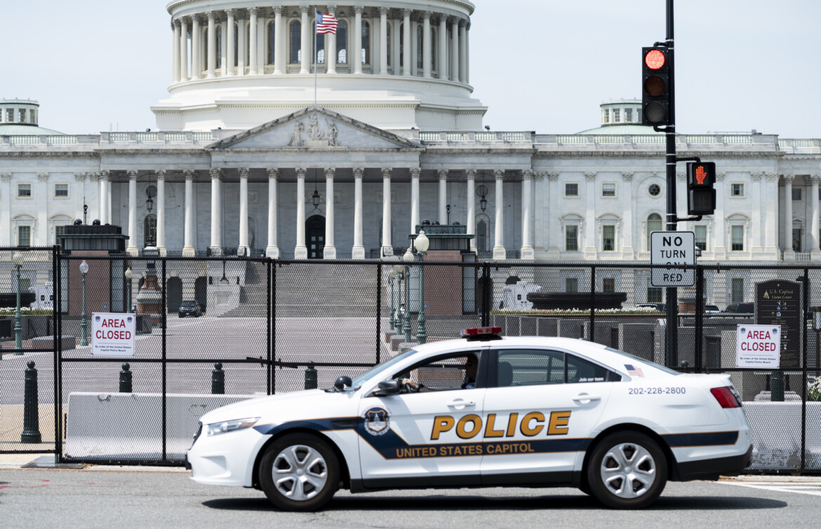 Threats Against Members of Congress Up 107 Percent Compared to 2020, Capitol Police Watchdog Report Finds