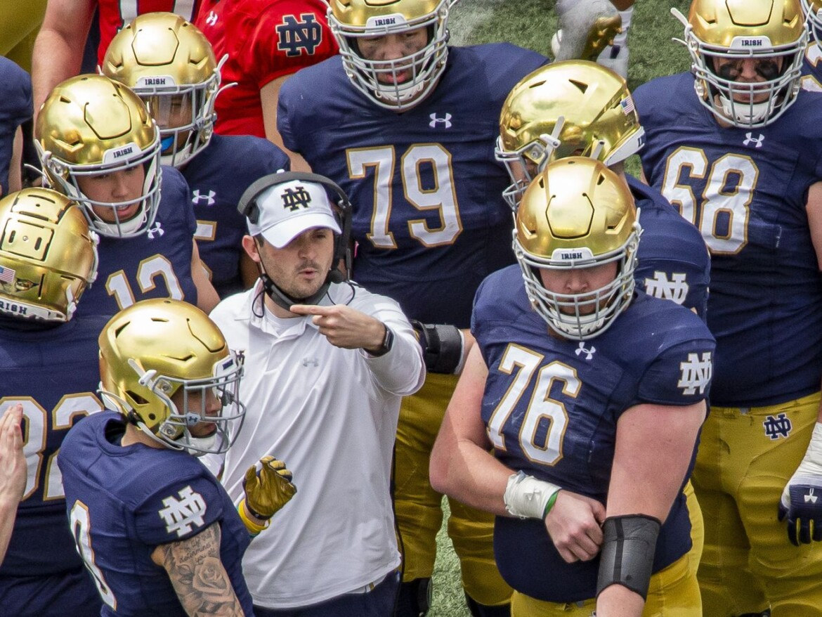 Notre Dame among ESPN's college football opening weekend games