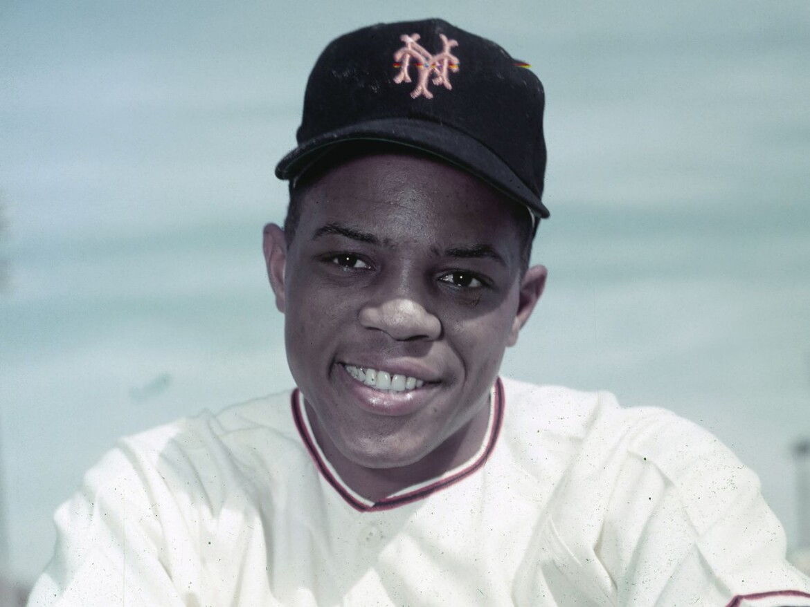 As Willie Mays turns 90, time to turn up the volume