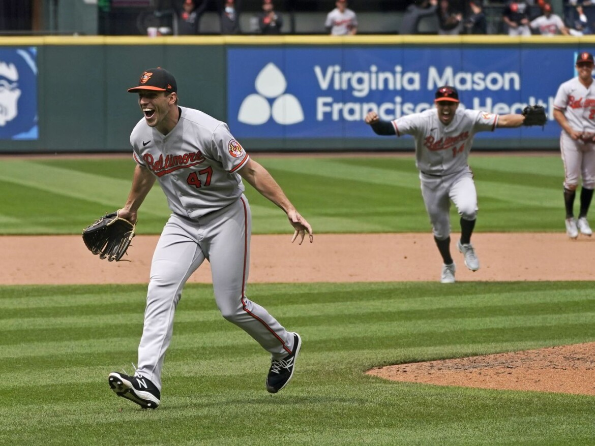 John Means' no-hitter is more evidence that the Orioles are turning a corner