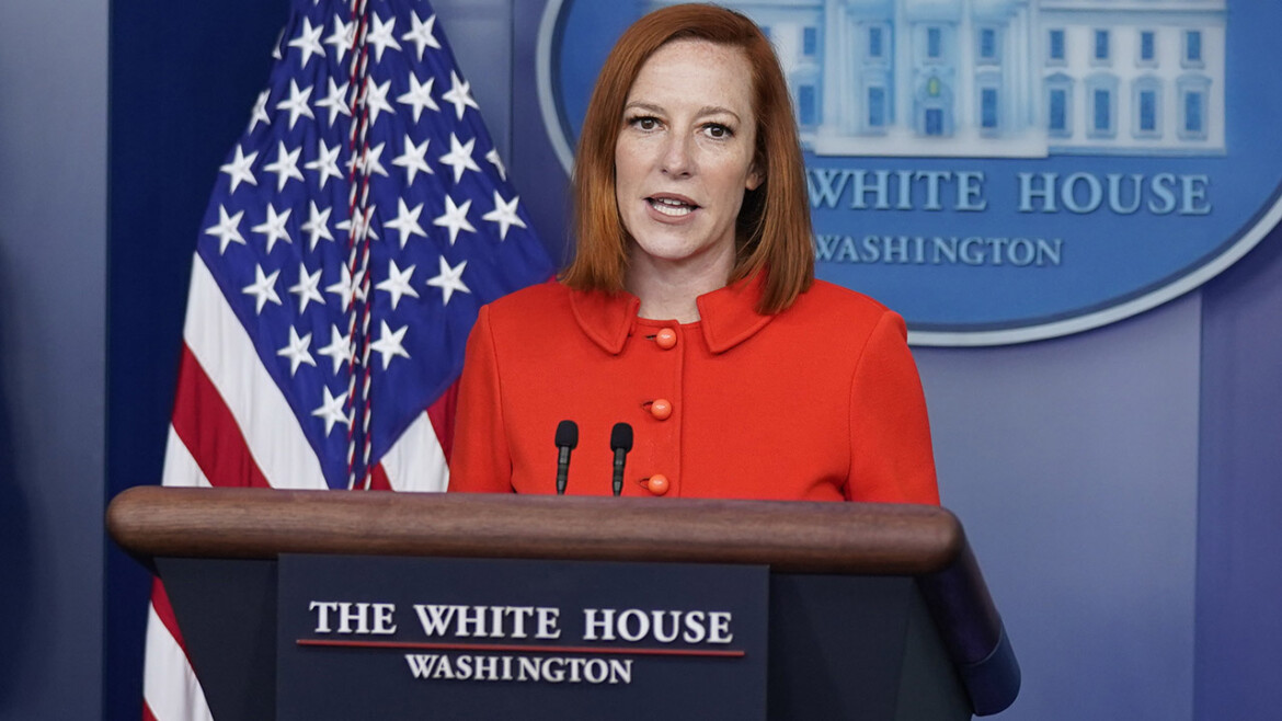 Psaki: Teaching about systemic racism is 'responsible,' not 'indoctrination'