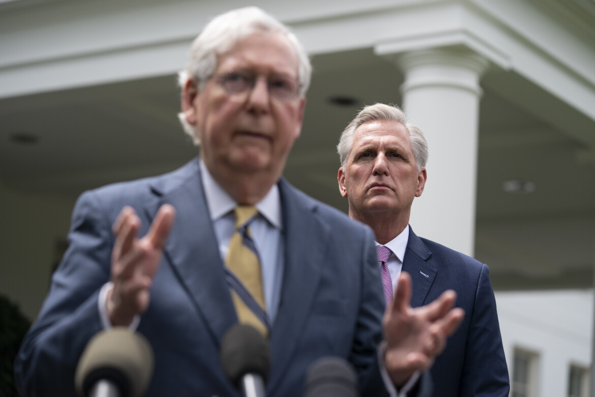 Republicans' Critical Infrastructure Demand: Protect Tax Cuts for the Rich