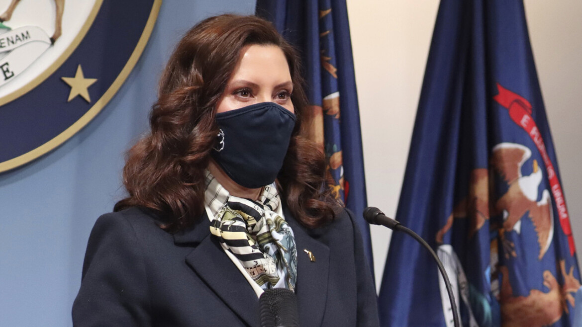 Michigan's Whitmer would have to notify legislature of out-of-state travel under Republican bill