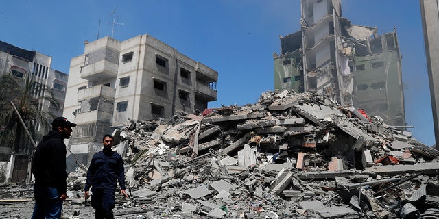 Israel-Palestinian conflict traumatic for children in the region