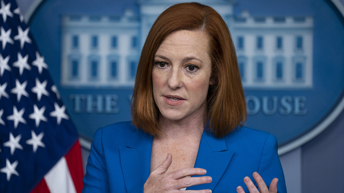 Psaki: 'No plans' to change security assistance to Israel, despite pressure from the left