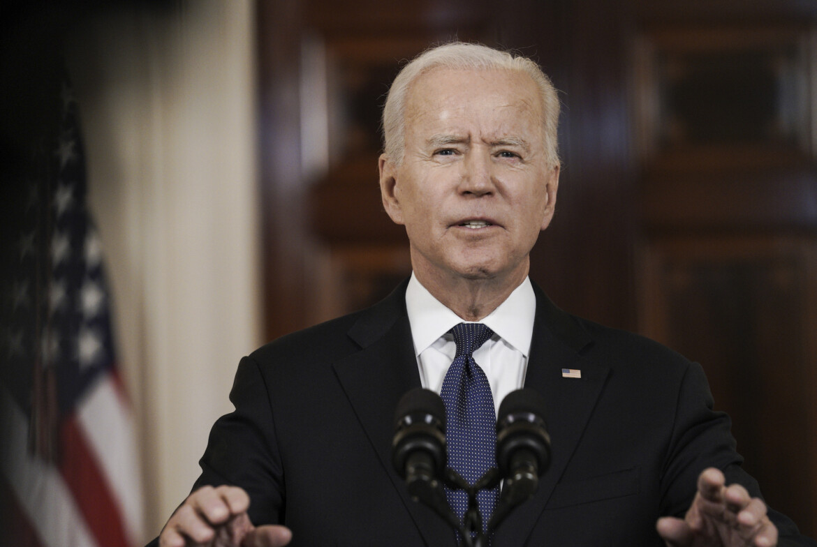 Biden Signs Executive Order to Examine Financial Impact of Climate Change