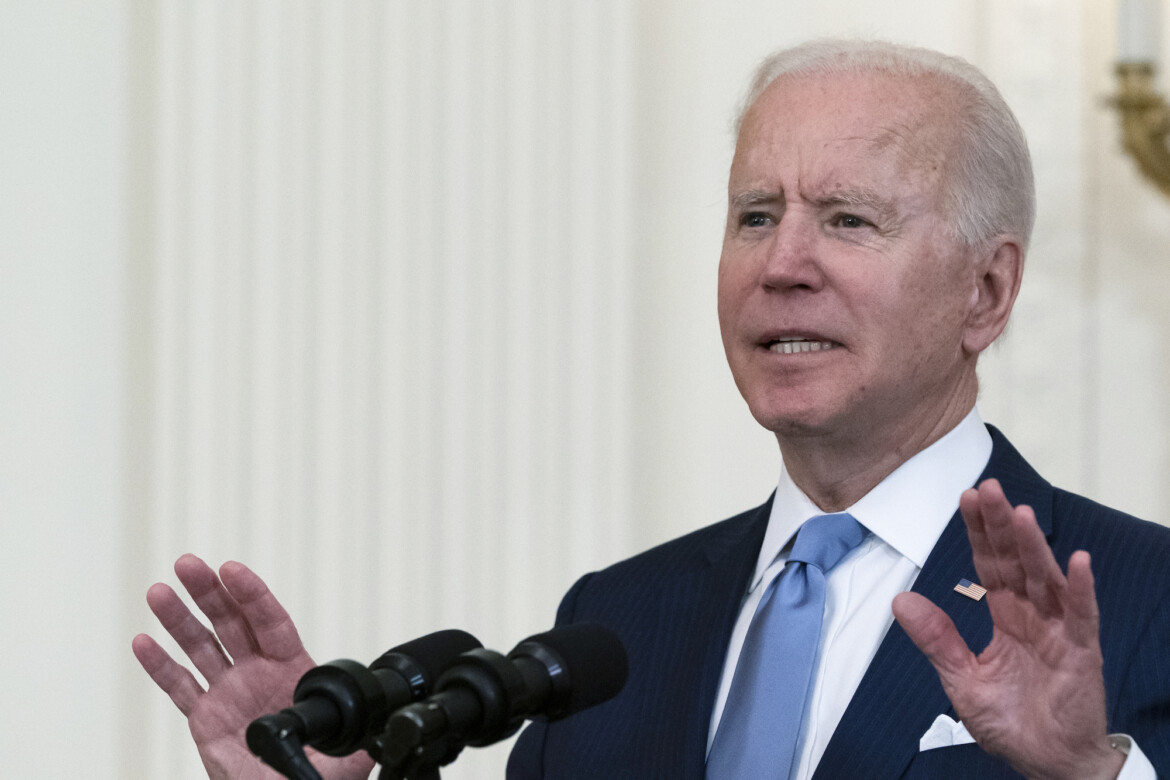 GOP Rejects Biden's Trimmed-Down Infrastructure Proposal