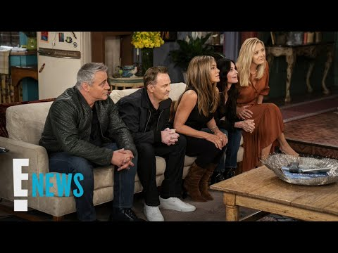 """Why Were Paul Rudd & Cole Sprouse Missing From the """"Friends"""" Reunion?   E! News"""