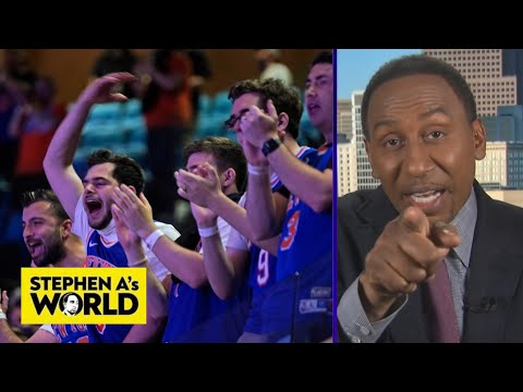 Stephen A. shuts down a viewer comparing Knicks fans to Cowboys fans   Stephen A's World