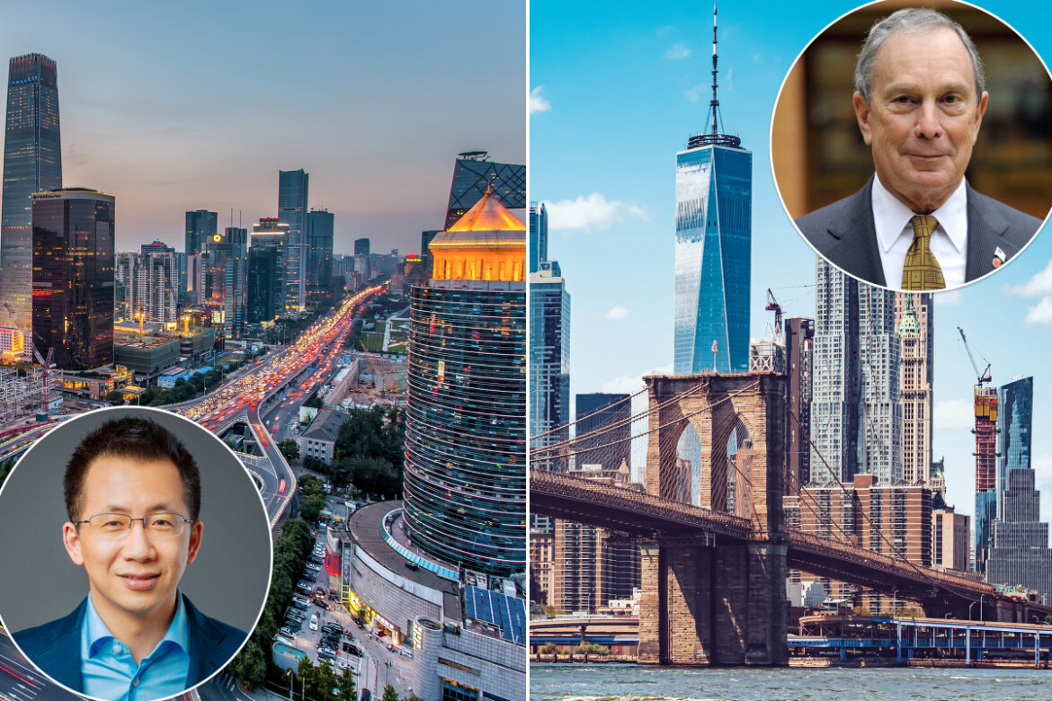 Beijing tops NYC in number of billionaires on latest Forbes list