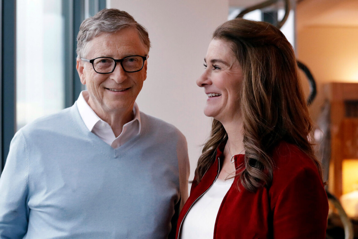 Bill Gates gave $2.4B in stock to Melinda on day of divorce announcement