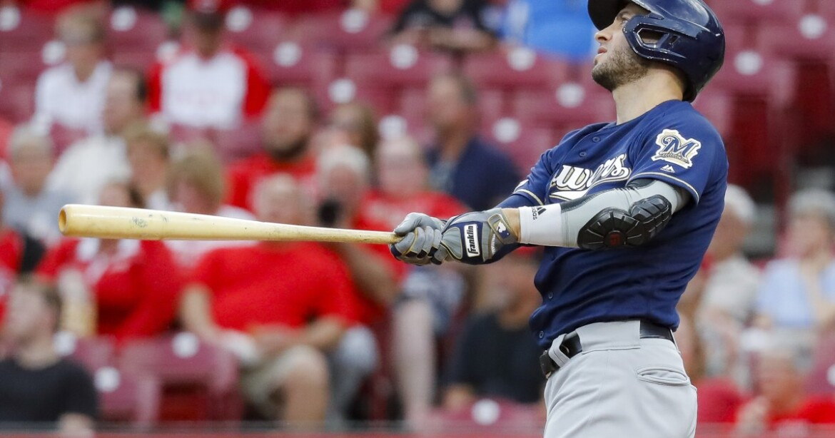 Ryan Braun, all but retired, invites you to a drive-in movie