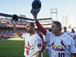 Tony La Russa says there's no fit for Albert Pujols with White Sox