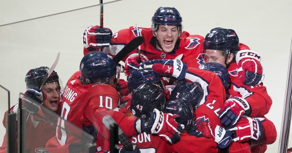 NHL roundup: Capitals beat Bruins in overtime as Stanley Cup playoffs begin