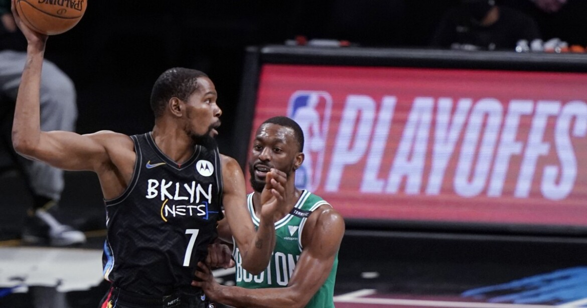 NBA playoffs: Nets rout Celtics 130-108 for 2-0 series lead