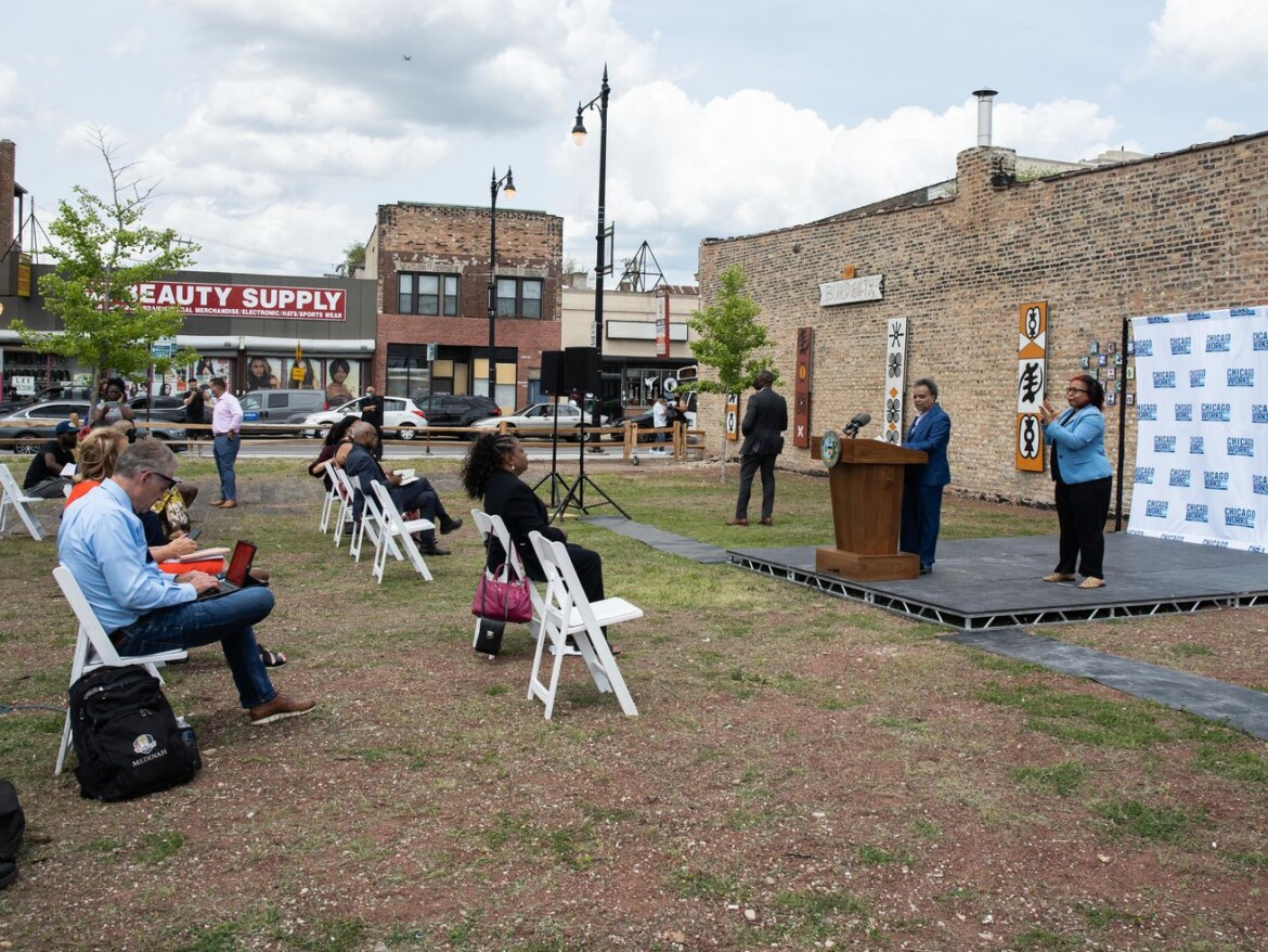 In new $10 million community investment program, residents propose their own neighborhood projects