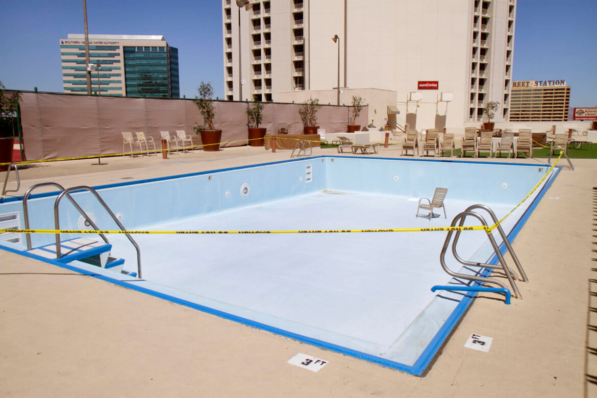 Bracing for a record pool chlorine shortage in summer 2021