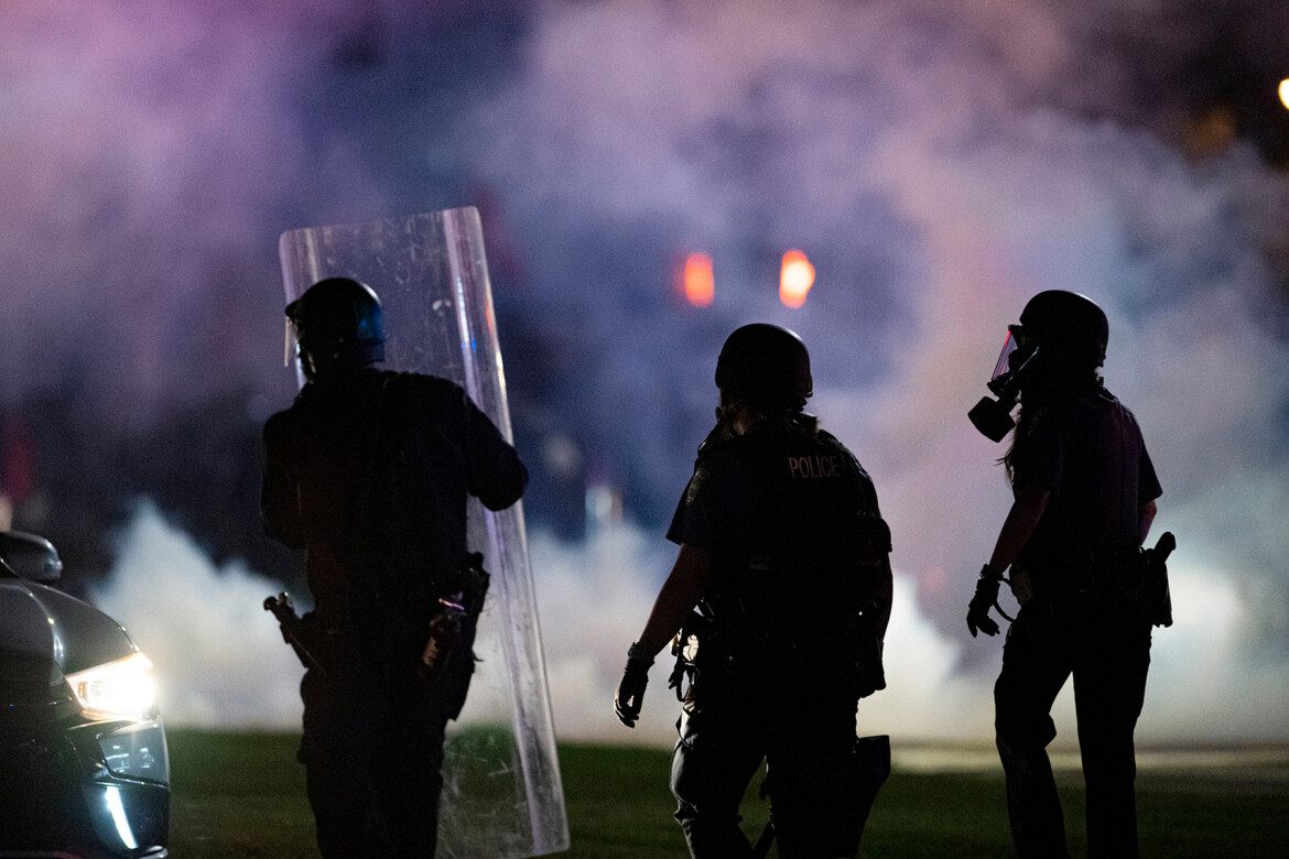 Blue Bailout: Covid-19 Cash Is Militarizing Cops Across the Country