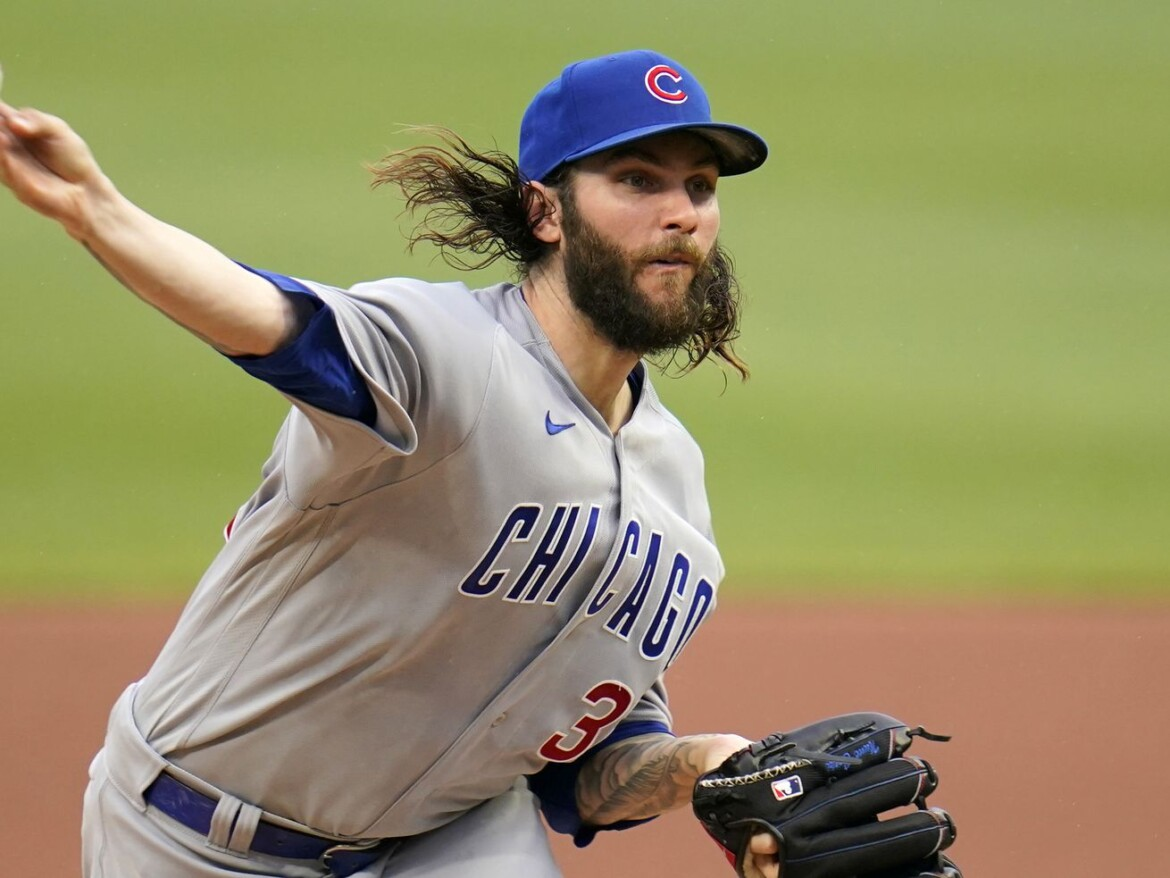 Trevor Williams strikes out seven in Cubs' 4-1 win over Pirates