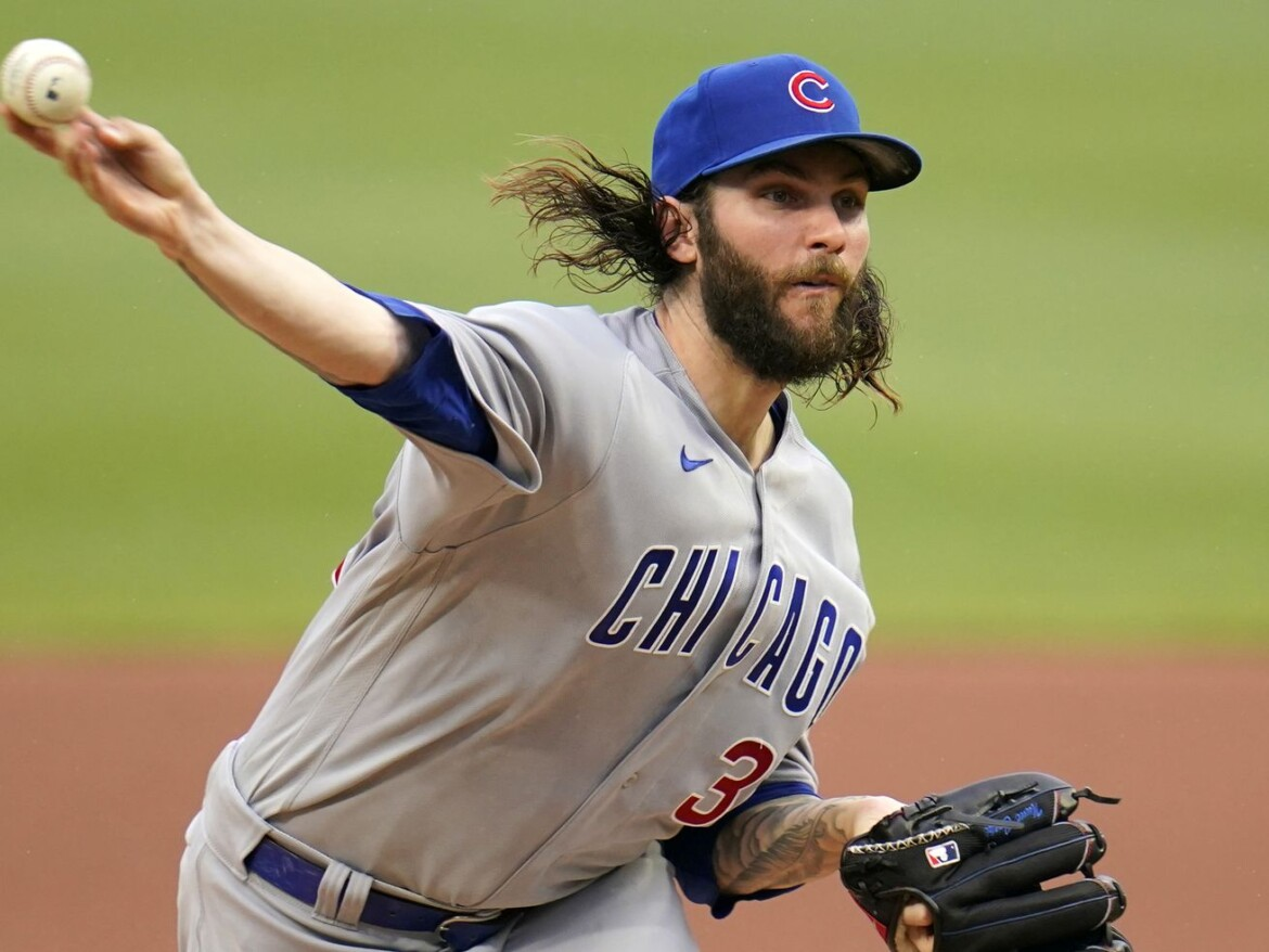 Trevor Williams strikes out seven in Cubs' 4-1 win over the Pirates