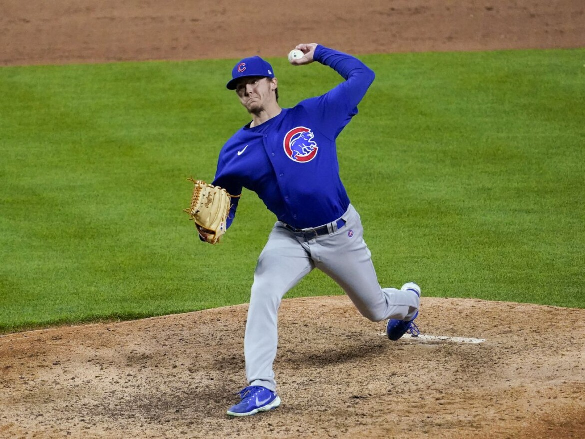 Young arms getting it done for the Cubs as trust grows
