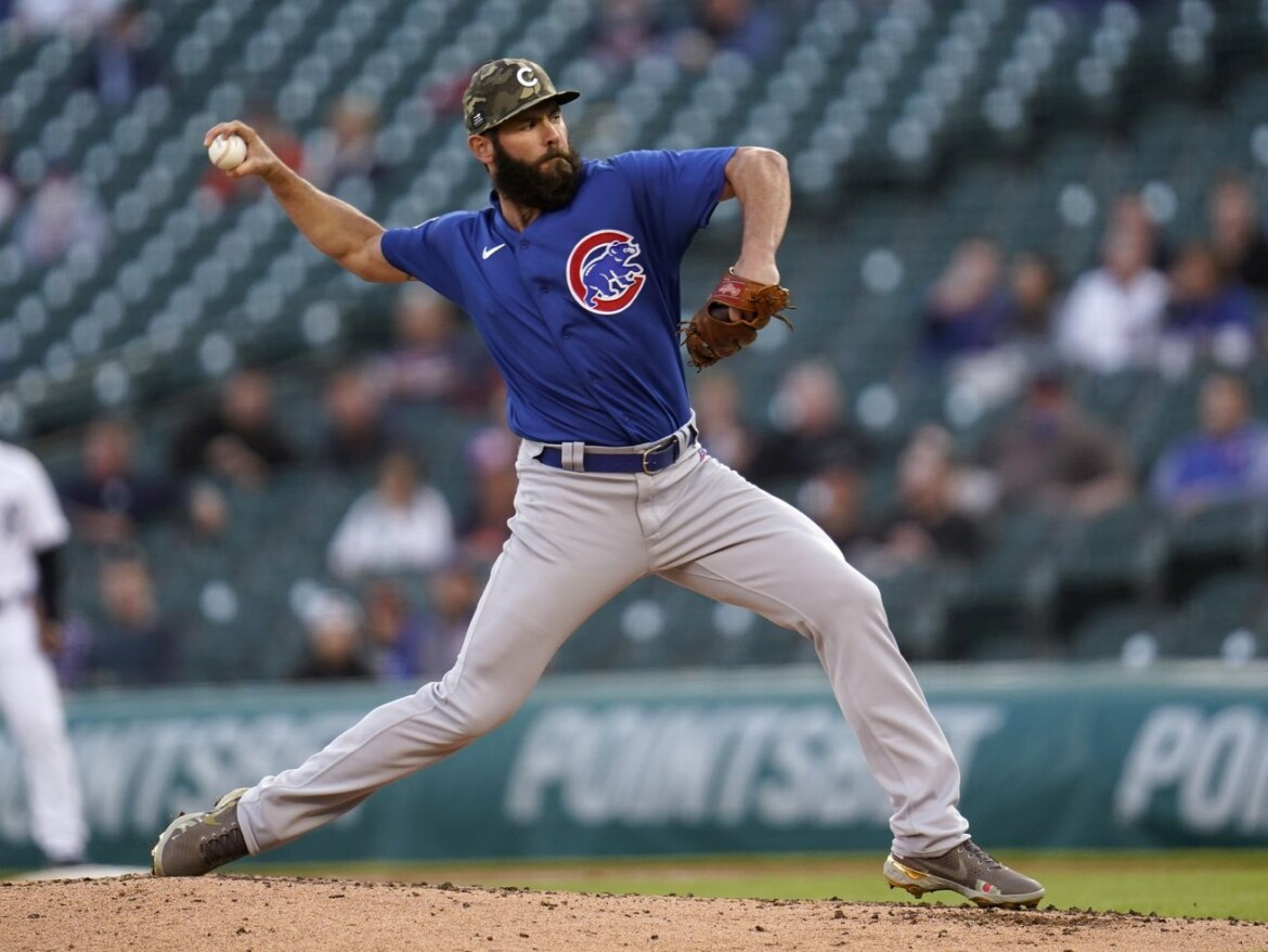 Jake Arrieta shines in return to the mound as Cubs top the Tigers