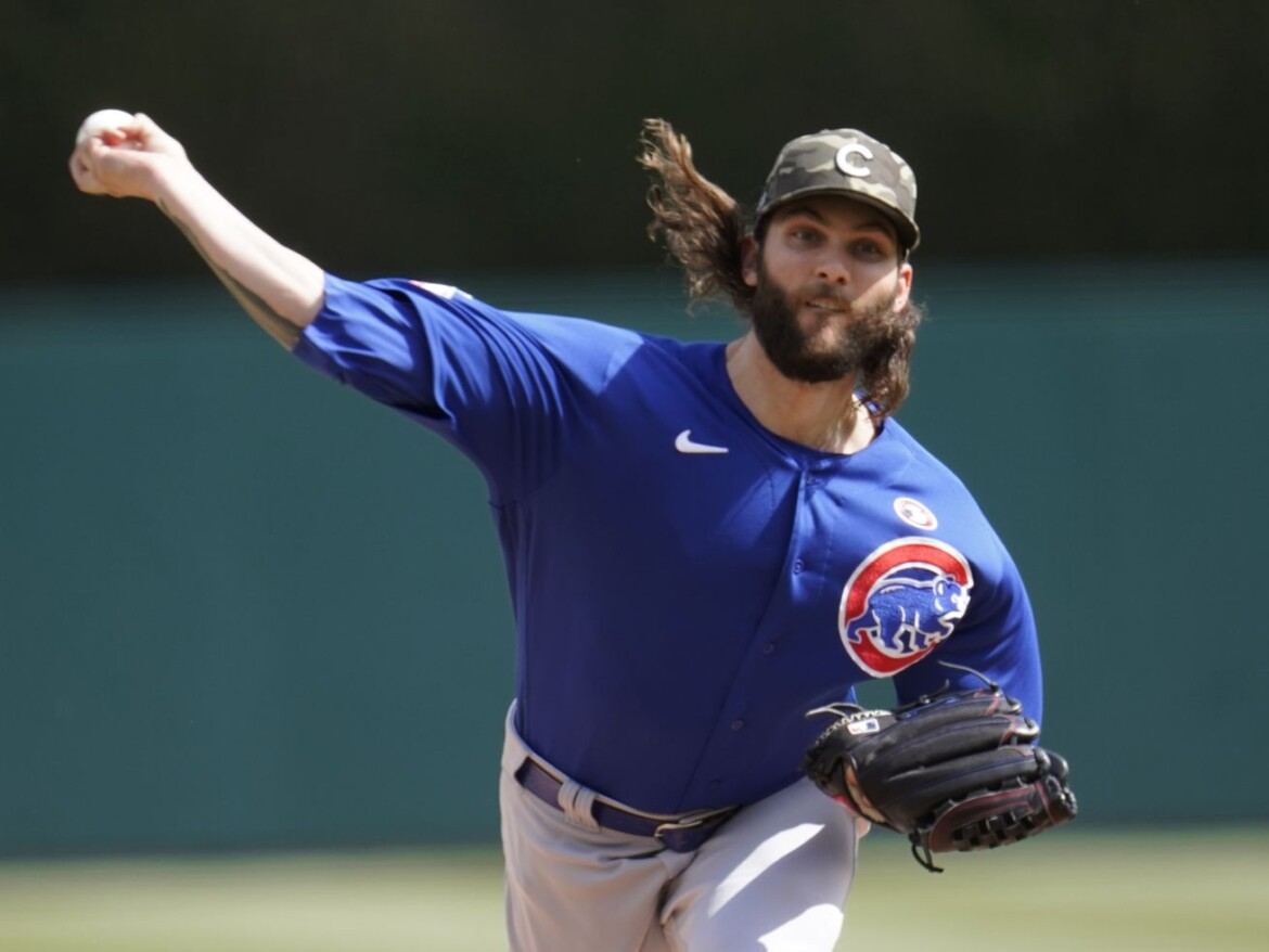 Cubs' pitching falls short in extra-inning loss to the Tigers