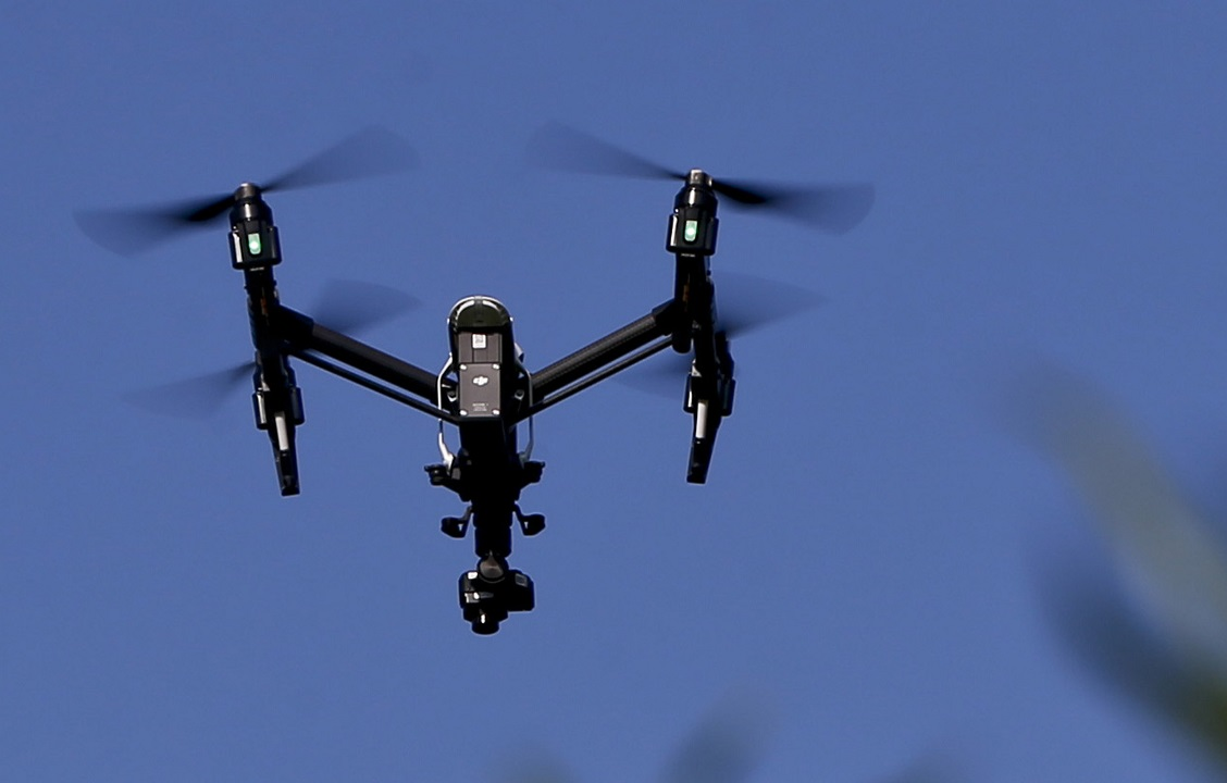 Killer drone 'hunted down a human target' without being told to
