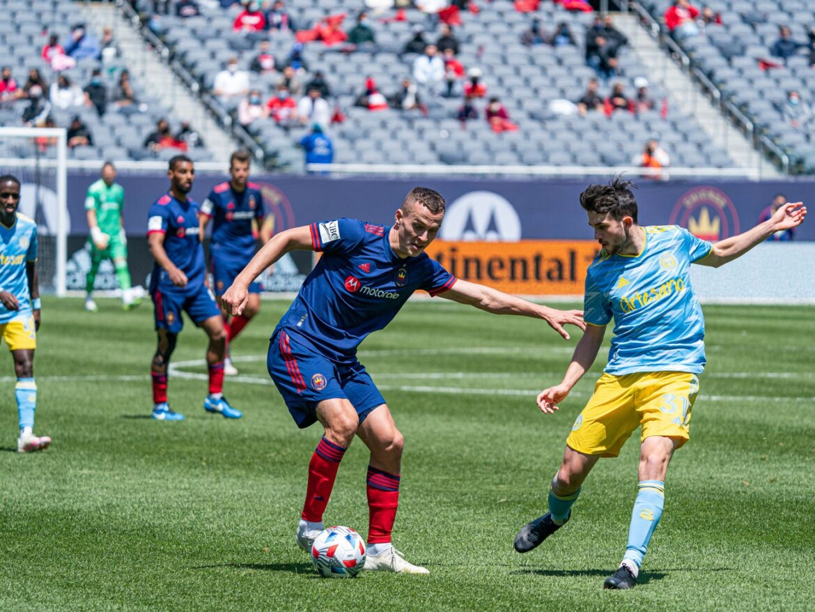 Continuity only bringing more of the same for Fire, who lose 2-0 to Philadelphia