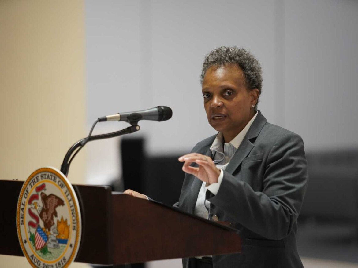 Lightfoot refuses to answer questions on exposed emails, says hackers demanded ransom