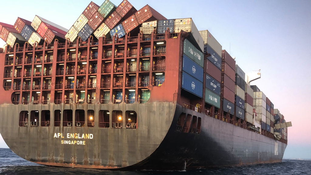 Sailor spent nightmarish 4 years trapped aboard Egyptian cargo ship