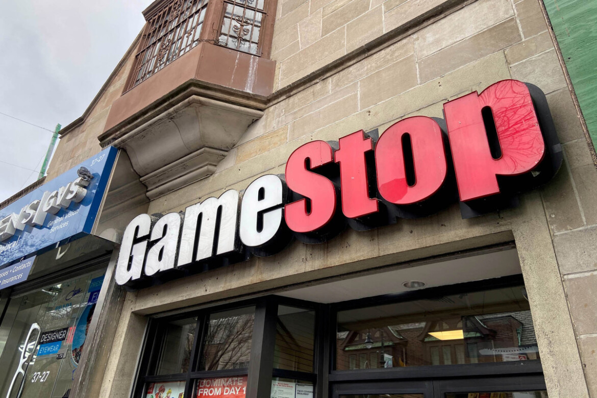 GameStop signs lease for massive distribution warehouse, ditches debt