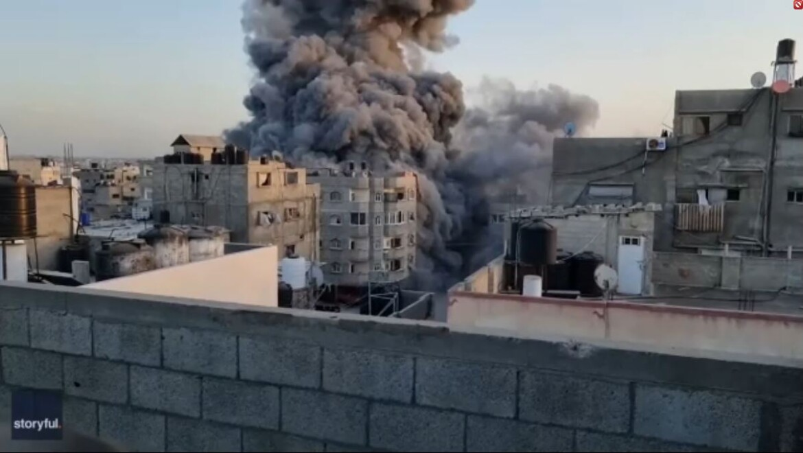 UN tours Gaza destruction, Israel and Palestinians claim victory during cease-fire