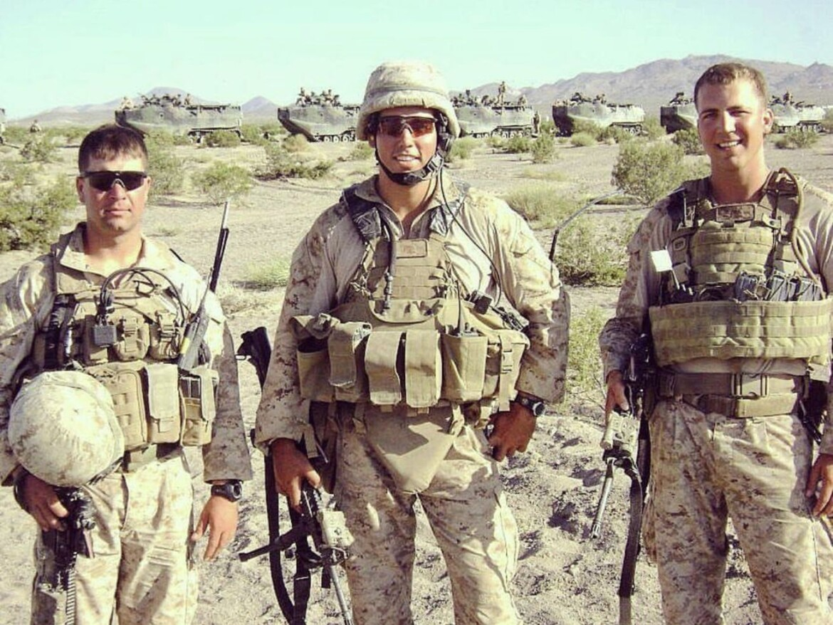 Marine Corps major from Chicago pushing for U.S. visa for Afghan interpreter he says saved troops' lives