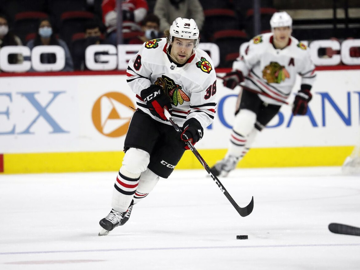 Blackhawks notebook: Hawks lead NHL in rookie games played, plus injury updates