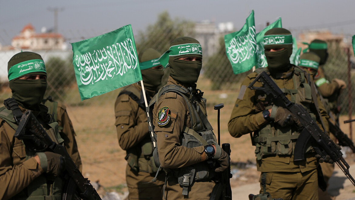 Hamas leader thanks Iran for supplying weapons to Gaza