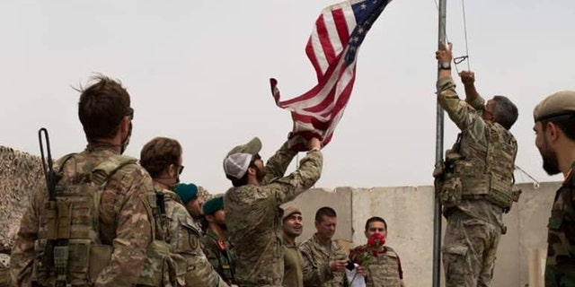 US turns over base to Afghan forces in volatile Helmand Province, withdrawal up to 6% complete: military