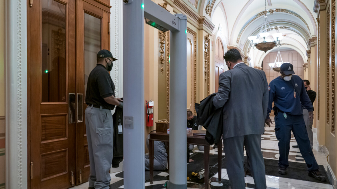 House ethics committee drops magnetometer fines for Reps. Rogers, Clyburn