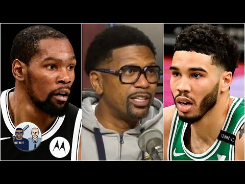 The Nets didn't look 'that great' vs. the Celtics in Game 1 – Jalen Rose | Jalen & Jacoby
