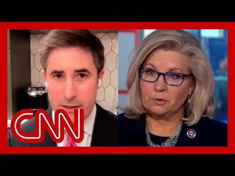 Jonathan Swan: Liz Cheney is a woman without a party