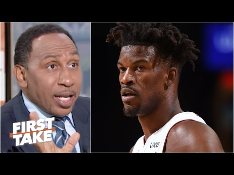 Jimmy Butler, ENOUGH IS ENOUGH! – Stephen A. reacts to Bucks vs. Heat Game 2 | First Take