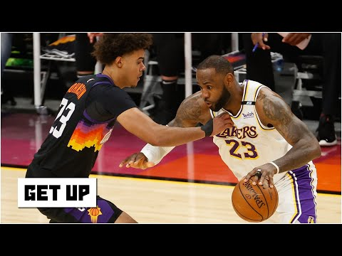Jalen Rose's expectations for Lakers vs. Suns in Game 2 | Get Up