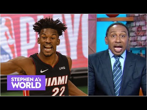 Stephen A. to Jimmy Butler: Be the superstar Dwyane Wade vouched for! | Stephen A's World