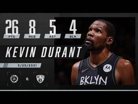 ⚫️ Kevin Durant has all-around performance in Game 2 win ⚪