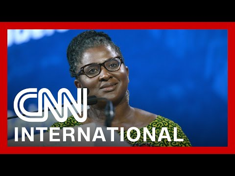 Namibia's First Lady on how she handles online criticism