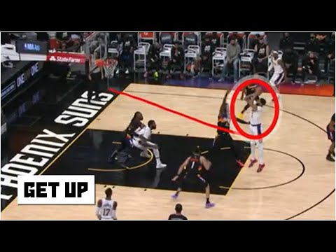 Anthony Davis film breakdown: How AD's game was different between Game 1 and Game 2   Get Up